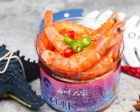 威海麻辣小海鲜-麻辣对虾