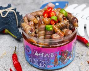 威海麻辣小海鲜-锥螺