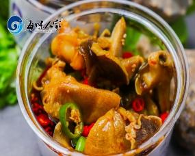 威海麻辣小海鲜-海螺肉