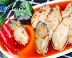 威海麻辣小海鲜-生蚝肉